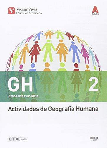 GH 2 ACT (MEDIEVAL+GEOGRAFIA HUMANA) AULA 3D: 000002 - 9788468239958