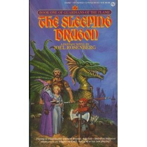 The Sleeping Dragon (Guardians of the Flame, Bk 1)