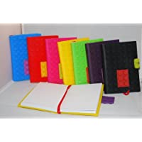 Unique Creative Building Blocks Note Book/Diary