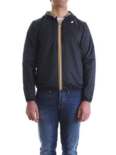 K-Way Giacca Outerwear Uomo K0085z0blue Poliammide Blu