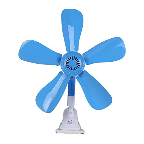 Preisvergleich Produktbild Clip Fan Table Clip Multi-Use Mini-Fan ABS Fan Leaf Energie sparen Haushaltsfan Mute Office Clip Fan
