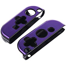 FNT Protective Carry Hard Case Cover For Nintendo Switch Game Controller Purple