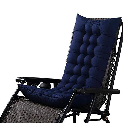 kitabetty Lounge Chair Kissen, Chaise Rocking Chair Kissen Aus Baumwolle Sofakissen Tatami-Matte Mit...