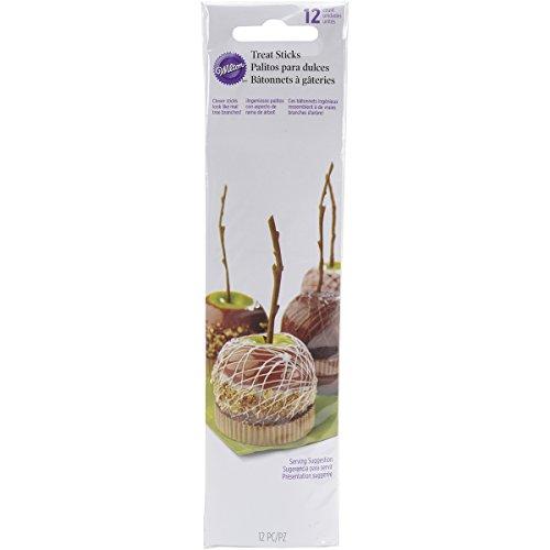 Wilton Caramel Apple Branch Sticks 12/pkg- -