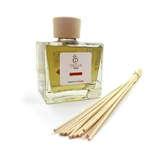 Profumatore ambiente con bastoncini 500 ml Profumazione Maracuja diffusore profumo inclusa confezione