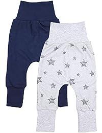 TupTam Pantalones de Bebé para Niñas. Paquete de 2 uds.