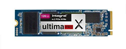 Integral inssd120gm280nupx 120GB UltimaPro X m.22280PCIe nvme Solid State Drive-Grün