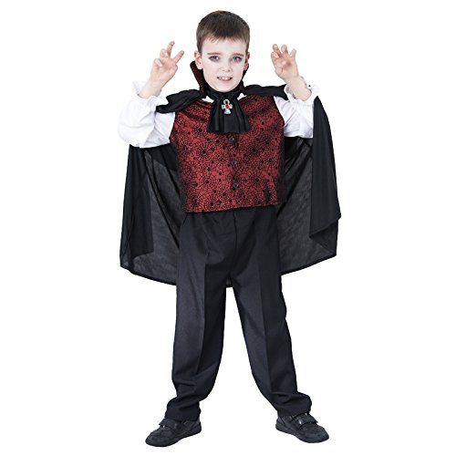 Unbekannt Aptafêtes–cs99309–Kostüm für Kinder der Horror–Größe 7/9Jahre