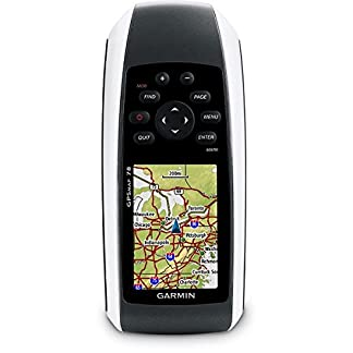 Garmin GPSMAP 78sc Waterproof Marine GPS and Chartplotter 10