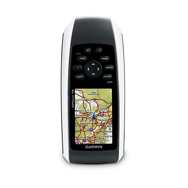 Garmin GPSMAP 78 with Basemap 1