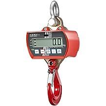 Robusto balanza de grúa de la Industria [Núcleo HTS 10T de 3AM] con mando a distancia de infrarrojos y con escaneado aprobación [M], rango de pesaje [Max]: ...