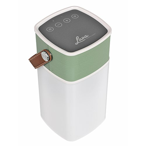 Lava BrightSounds 2 | Portable Bluetooth Speaker with Dimmer Controlled Lantern, Powerbank for Phone/Tablet Charging & Battery life up to 36hrs - Green Test