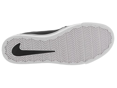 Nike Sb Portmore Cnvs, Scarpe da Skateboard Uomo Blanco (Black / White)