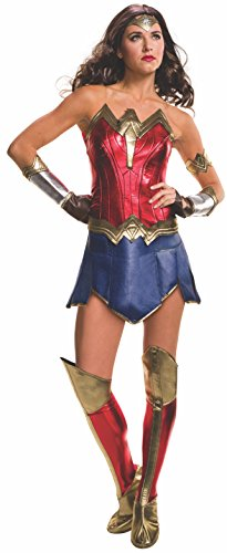 Official Secret Wishes Wonder Woman Dawn of Justice Costume. Sizes 6-18