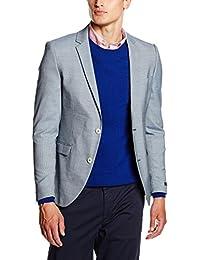 JACK & JONES PREMIUM Jjprherald Blazer - Chaqueta de traje Hombre