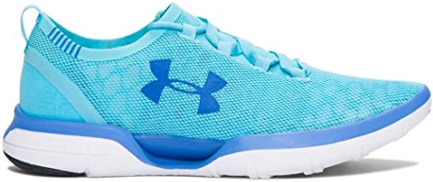 UnderArmour Ua W Charged Coolswitch Run   venetian blue | white