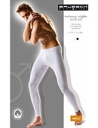 BRUBECK® 2x LE10100 COMFORT COTTON Unterhose lang | Klassisch | Fein | Nahtlos | PerfectFit | Körperbetont