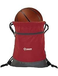 Drawstring Bag, Comfortable Durable Multifunction Unisex Gym Drawstring Sack Pack Bag By Xiangyi