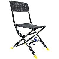 pengweiMultifuncional silla de pesca plegable silla de perforaci¨®n port¨¢til de pesca