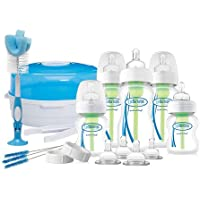 Dr Browns Natural Flow Options Wide Neck Deluxe Gift Set