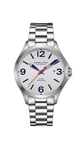 Hamilton Reloj de hombre automático 42mm correa y caja de acero H76525151
