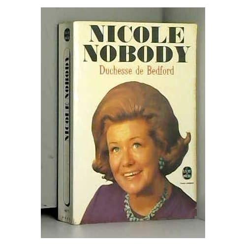 Nicole Nobody / Duchesse de Bedford / Réf: 28529