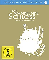 Das wandelnde Schloss - Studio Ghibli Blu-Ray Collection