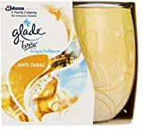 glade 6er Pack Duftkerze - Anti-Tabac - bis zu 30 Stunden - 120 g