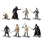 Pack 8 figuras 10 cm. Star Wars 2017 Era of the Force Exclusive , Hasbro