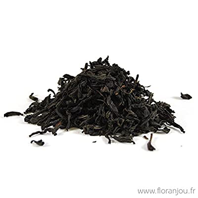 Floranjou - Thé noir Taiwan Lapsang Souchong