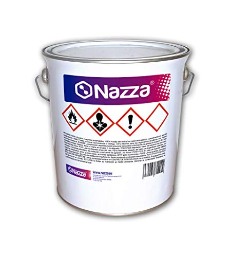 Revestimiento Epoxi Bicomponente Sin Disolvente para Suelos | Gran resistencia química | Ideal para la protección de pavimentos de hormigón en garajes, factorías y almacenes industriales | Color Verde | 4 Kg + 1 Kg