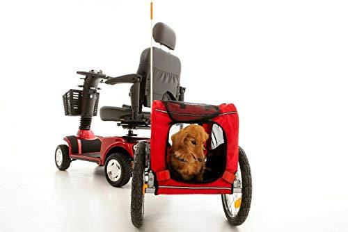 MM Healthcare Haustieranhänger für Elektromobil