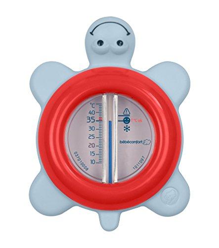 Bébé Confort Thermomètre de Bain Tortue roug