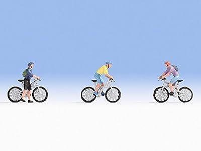 NOCH 15899 Mountainbiker H0 1:87 von NOCH