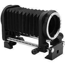 Pixtic - DSLR macro fuelle Adaptador de objetivo Macro para Canon EOS 400D 450D 500D 600D 1000D 1100D etc