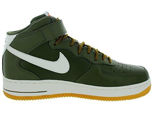 Nike Air Force 1 Mid 07 Medium Olive/Sail/Gamma Light Brown 315123 203 Sneaker Herren Olive