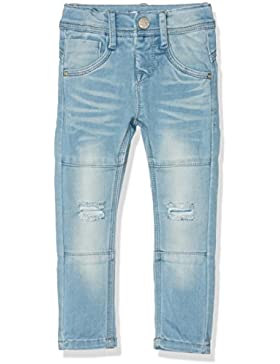 NAME IT Mädchen Jeanshose Nittammy Skinny Dnm Pant Light Nmt Noos
