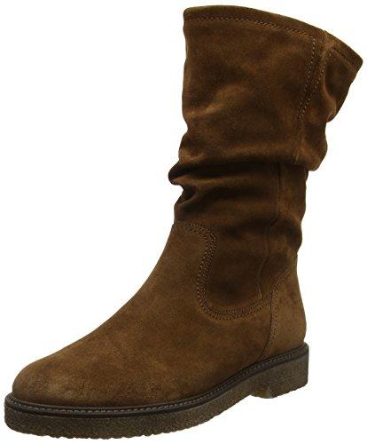 gabor-51657-bottes-souples-femme-marron-40-eu