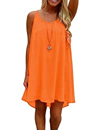b2e40a100c Cover up Dress Camisole top Cover up Bikini Sarongs Women Beach Dresses  Swimsuit Bikini Cover Up