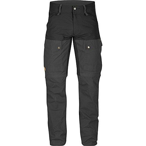 Fjällräven Herren Keb Gaiter Trouser Regular Lange Hose Black (550)