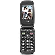 Doro PhoneEasy 612 2G UK SIM-Free Mobile Phone - Black