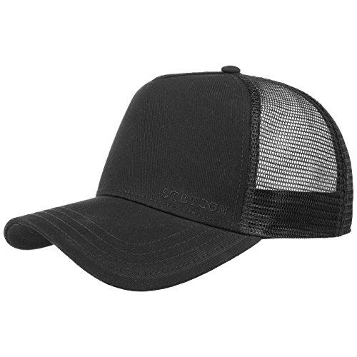 cappellino-trucker-classic-stetson-cappellino-berretto-baseball-taglia-unica-nero