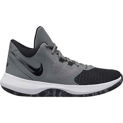Nike Herren Air Precision Ii Fitnessschuhe Mehrfarbig (Cool Black/White/Wolf Grey 011), 44 EU