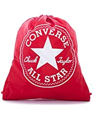 Converse Shoebag CT Nylon Core unisex erwachsene, rucksack, rot