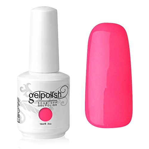 Elite99 Vernis A Ongle Gel Polish UV Nail Art Semi Permanent Manucure 15ml 1558