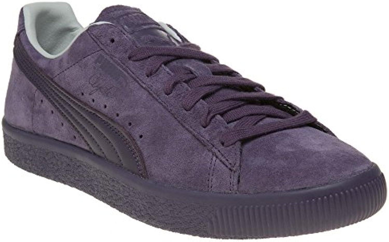 Puma Clyde Hombre Zapatillas Granate  Zapatos de moda en línea Obtenga el mejor descuento de venta caliente-Descuento más grande