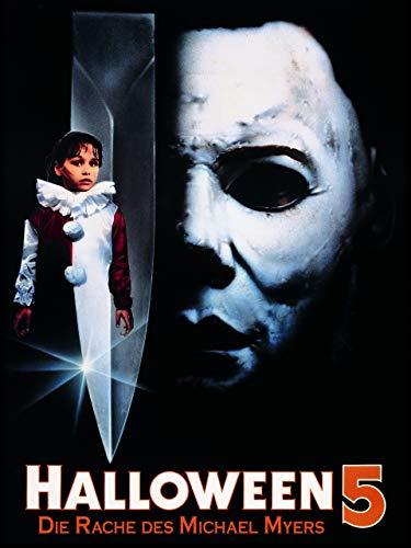 (Halloween V - Die Rache des Michael Myers [Uncut])