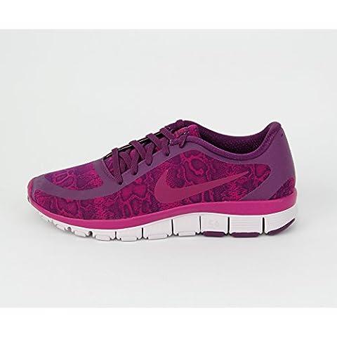 Nike W Nk Free 5.0 V4 Ns Pt - Zapatillas para mujer