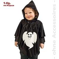 Geist Ghost Halloween Kleinkind 104-110 KLEINES GESPENST Kinder Kostüm 2-tlg
