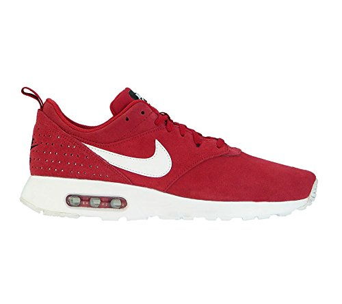 Nike Air Max Tavas, Sneakers basses homme Rouge - Rouge